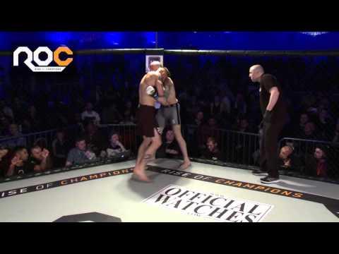 Josh Herdman vs Janusz Walachowski from 'Rise of Champions 2'