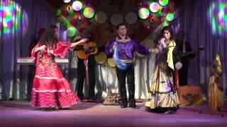 Цумайлэ. Династия РОМЭН. Цыганские танцы. арТзаЛ