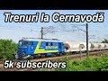Download 5K Subscribers-24 de trenuri la Cernavoda-Summer Trainspotting-Bahnverkehr am Sommer