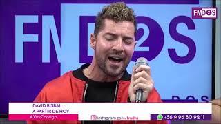 DAVID BISBAL A PARTIR DE HOY / #VoyContigo CHILE