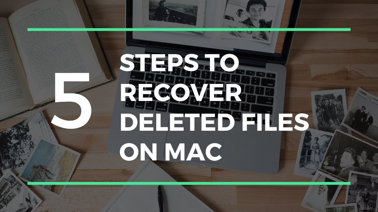 Top 5 Data Recovery Software for Mac OS X (August 2019)
