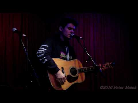 John Mayer - Love On The Weekend - Hotel Cafe - 12-15-16