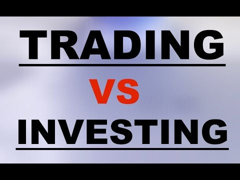 DAY TRADING vs SHORT TERM TRADING vs LONG TERM INVESTING