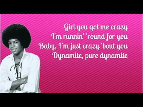 Jermaine Jackson - Dynamite (Lyrics) ♥