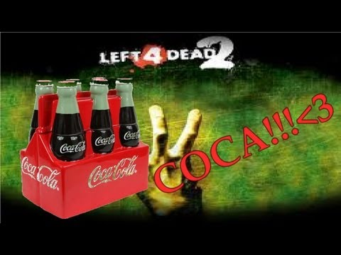 Left 4 Dead 2 - Coca-Cola A Missão !