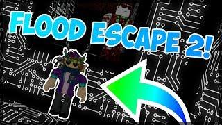 PLAYING FLOOD ESCAPE 2!!!   🔴 Roblox Livestream Road zu 9k Subs
