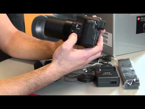 Leica V-LUX 4 recenze