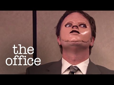 First Aid Fail - The Office US