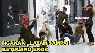 PRANK PURA PURA KETIBAN SESUATU PRANK INDONESIA CUPSTUWERD