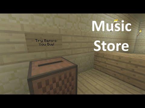 Music Store  Creeper World #23