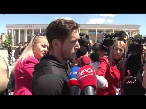 """Flet i riu që ndali shoferin në sheshin """"Skënderbej"""": Ngjante si akt terrorist! - Vizion Plus"""