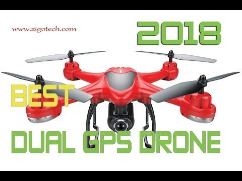 ZIGO TECH S20 S30 GPS 720P CAMERA DRONE