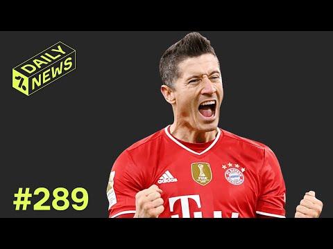 Will Lewandowski LEAVE Bayern Munich?