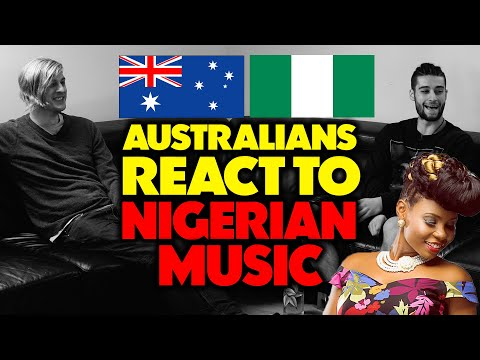 AUSTRALIANS REACT TO NIGERIAN MUSIC: YEMI ALADE – JOHNNY (Jungle Beats)