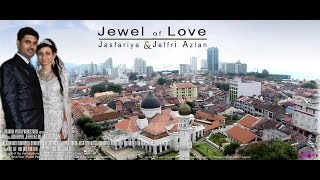 Malaysia Indian Muslim Wedding | Jas & Jeff | Kapitan Kling Mosque by Digimax Video Productions