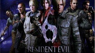 Resident Evil 6: Prologue