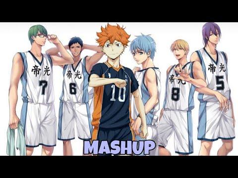 Fan Made OP | Haikyuu × Kuroko No Basket | OTHER SELF | HD