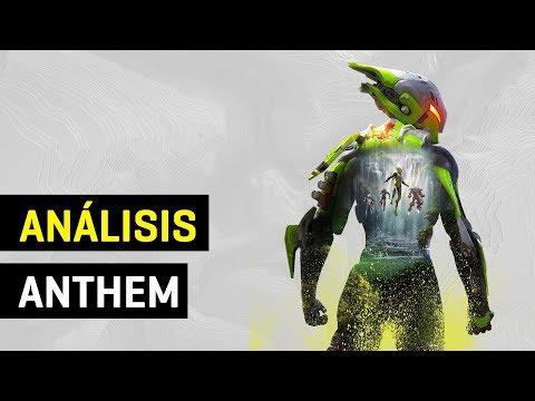 Análisis de Anthem para PS4, Xbox One y PC
