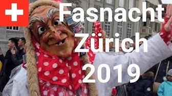 Fasnacht Zürich 2019