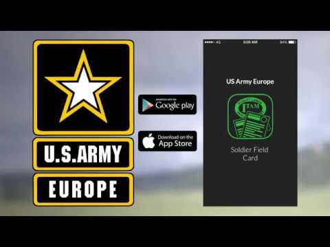 Soldier's Field Card App