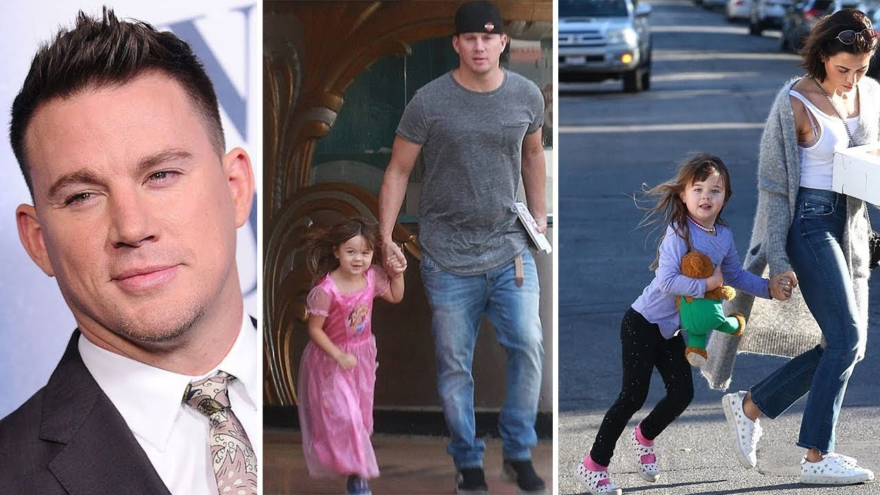 Image result for channing tatum daughter