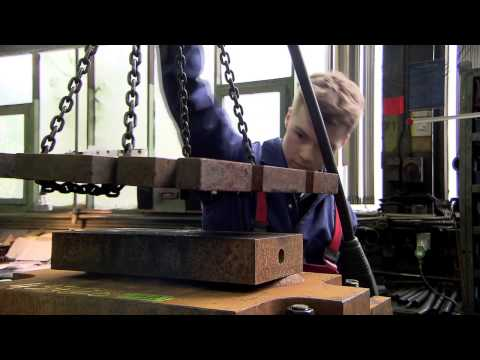 Werkzeugmechaniker/-in Stanztechnik
