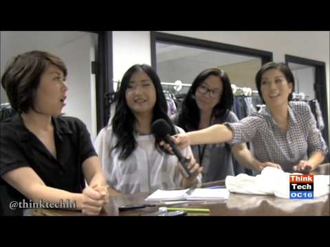 ThinkTechHawaii - Taking a tour of HTDC's tenants at Manoa Innovation Center - Apr 23rd, 2014