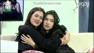 Tanya Jawab Raisa & Isyana at JOOX Live Now
