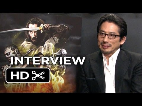 47 Ronin Interview - Hiroyuki Sanada (2013) - Action Adventure Movie HD