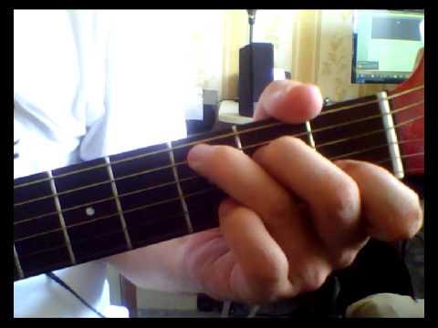 Агата Кристи - Черная луна  (Аккорды на гитаре Em)