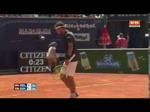 Tennis Gerald Melzer vs Daniel Gimeno-Traver Highlights KITZBUHEL 2016