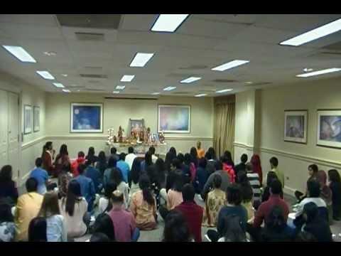 Diwali Puja at Boston University-part-01