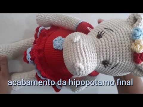 ANINHA BONECA AMIGURUMI no Elo7   Ateliê Solange Freitas (1061FBE)   360x480