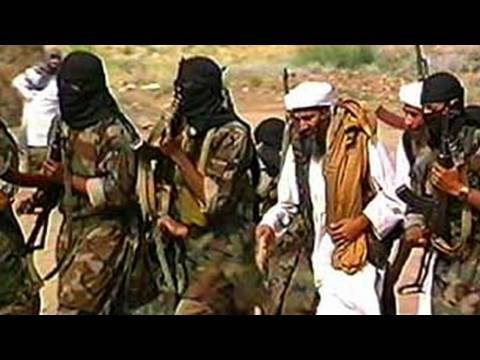 Mullah Omar and Osama bin Laden