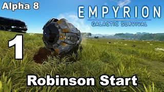 Empyrion – Galactic Survival - Alpha 8 - 1 -