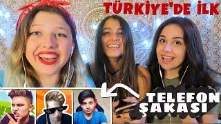 YOUTUBERLARA TELEFON ŞAKASI AMA BİZ DUYMUYORUZ (Emrecan, Furkan, Genç Hane) thumbnail