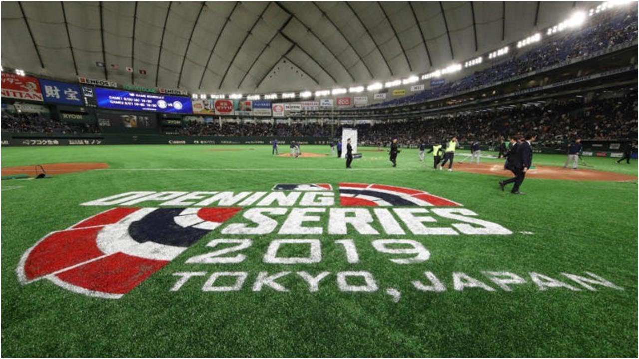 How to watch the MLB Japan Opening Series online