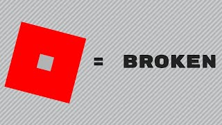 Roblox is broken, so I decided to do this!