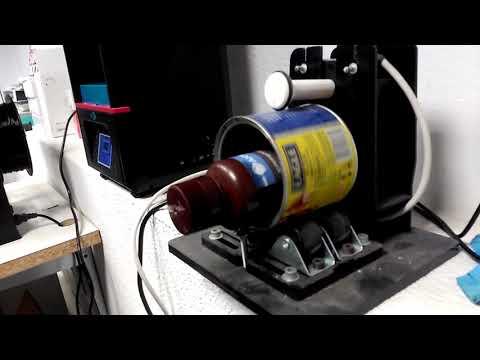 DIY resin mixer