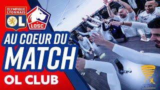 [INSIDE EXTRAIT] OL / Lille – 1/2 Finale Coupe de la Ligue | Olympique Lyonnais