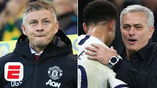 Man United are struggling worse under Ole Gunnar Solskjaer than Jose Mourinho - Mark Ogden | ESPN FC