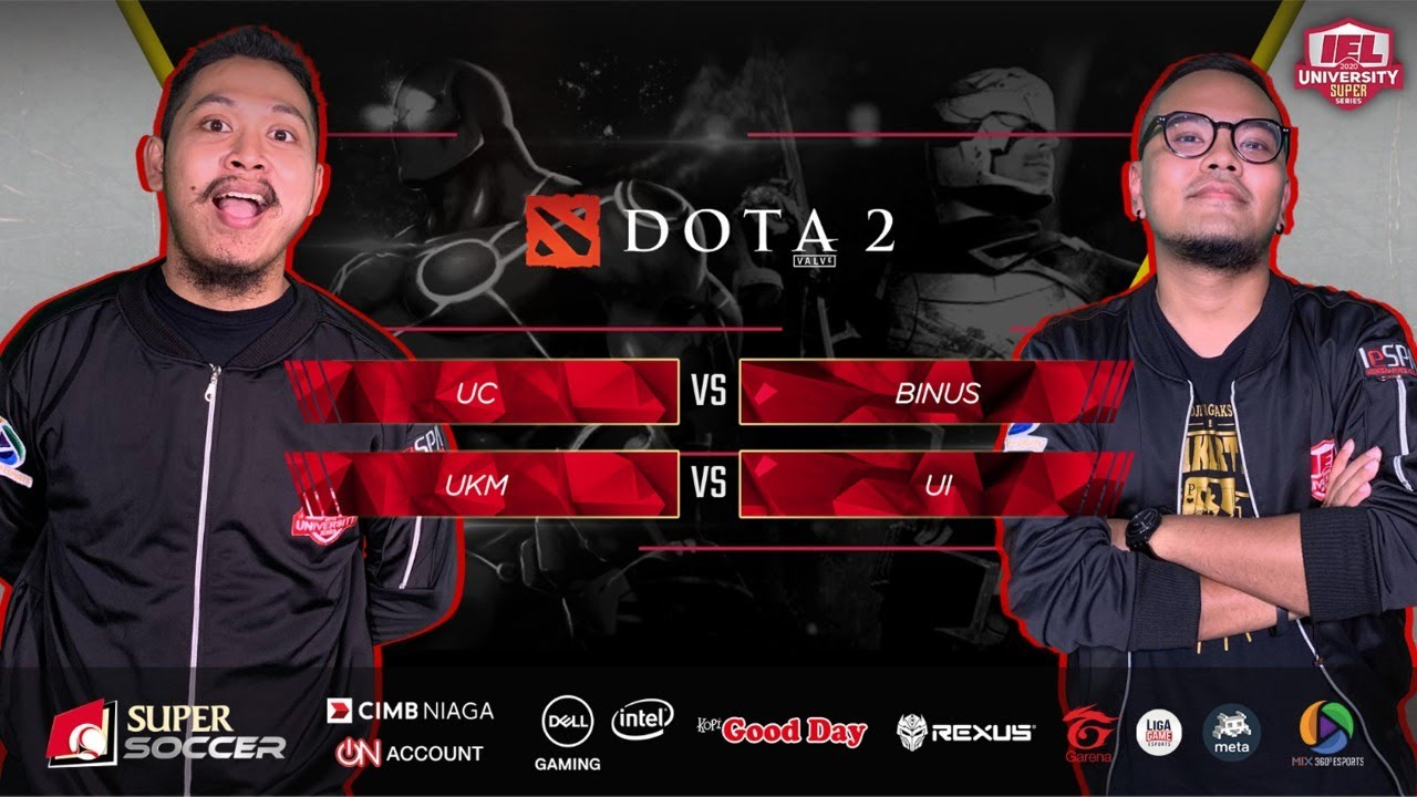 Download UKM vs UI | IEL Season 2 | DOTA 2 Campus Group Stage