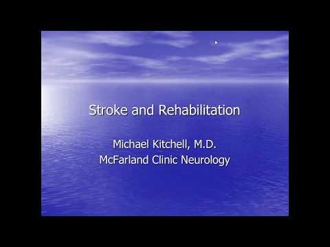 Stroke & Rehabilitation Update  6/21/17 slides only