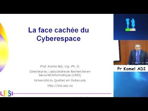 La face cachée du cyberespace.