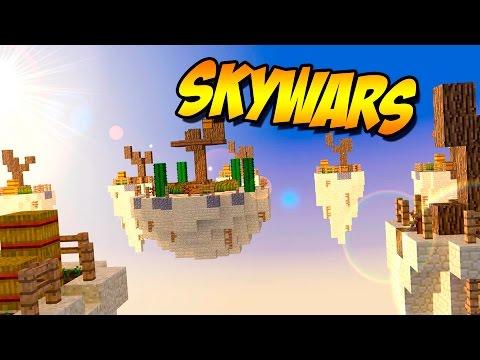 PEQUEÑO LAG, LAG!! DAME TU ESPLENDOR, BRILLA SOBRE MI!! ♫ - Skywars