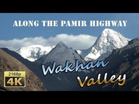 From Eshkashem to Yamg (Vrang) - Tajikistan 4K Travel Channel