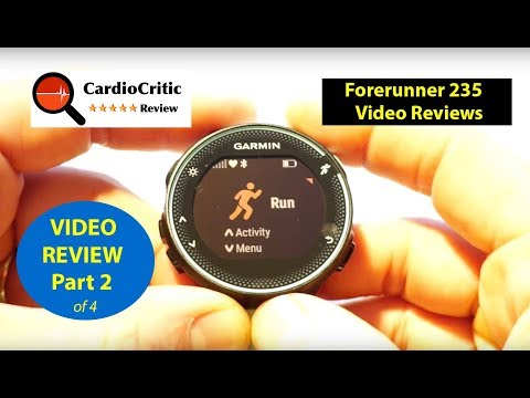 Garmin Forerunner 235 Review – An In-Depth Analysis