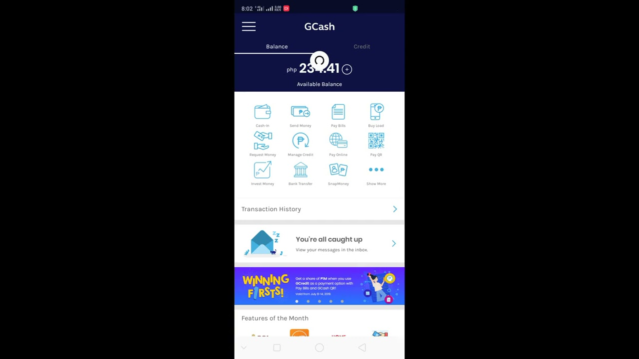 #Gcash promos this July 2019