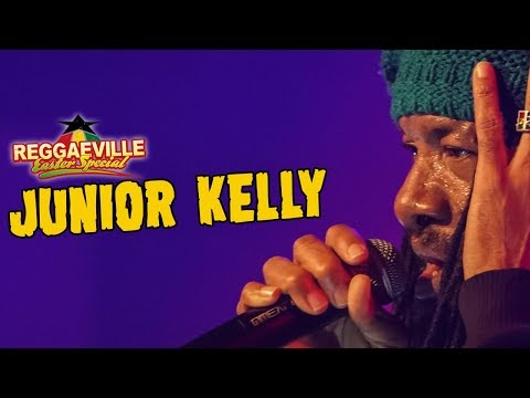 Junior Kelly feat. Chanti-I in Amsterdam @Reggaeville Easter Special 2018