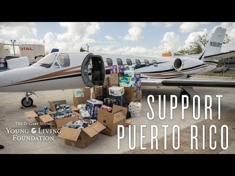 Care Packages to Puerto Rico